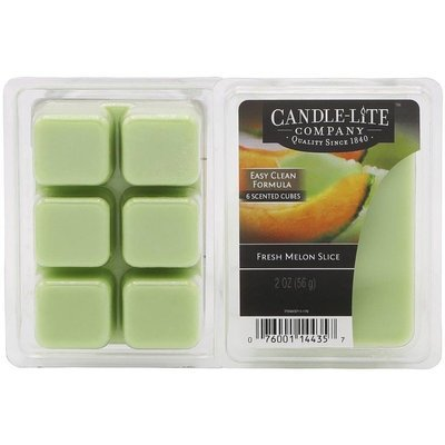 Candle-lite Everyday Collection wax melts 2 oz 56 g - Fresh Melon Slice
