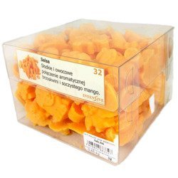 Intensive Collection Natural Scented Wax Melts Scented Table Refill 650 g - Salsa
