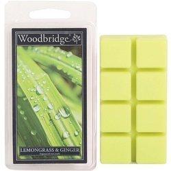 Woodbridge wosk zapachowy kostki 68 g - Lemongrass & Ginger