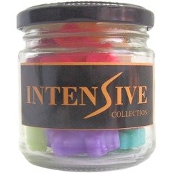 INTENSIVE COLLECTION Scented Wax In Jar S2 wosk zapachowy w słoiku - Mix